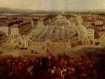 Schloss Versailles 1722 , Pierre-Denis Martin; [Public domain], via Wikimedia Commons