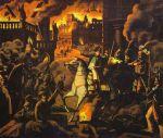 Moskau brennt 1812