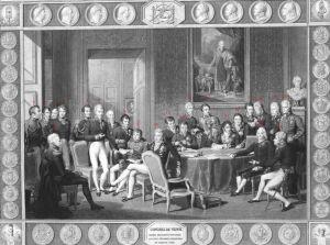 Der Wiener Kongress 1815 Teilnehmende Staaten