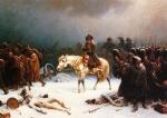 Rückzug Napoleons aus Russland 1812